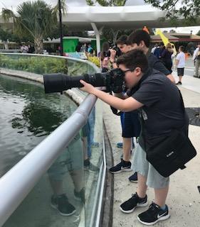 Benji W. 7th Grade Zoo Miami