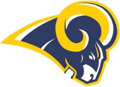 logo posnack school rams athletics